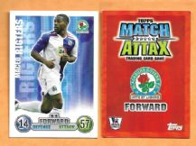 Blackburn Rovers Maceo Rigters